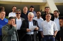ALİ AY - Bursaspor'da Deniz Yılmaz Ve Del Valle Kadro Dışı Bırakıldı