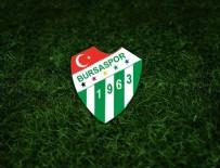 ALİ AY - Bursaspor'da flaş kadro dışı kararı