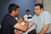 İŞ SAĞLIĞI VE GÜVENLİĞİ KANUNU - Büyükşehir Çalışanlarına Sağlık Taraması Yapıldı