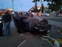 Çanakkale'de Trafik Kazası Açıklaması 1 Ölü