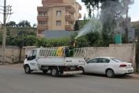 Cizre Belediyesi İlaçlama Çalışmalarını Sürdürüyor