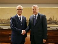 HALIÇ KONGRE MERKEZI - Cumhurbaşkanı Erdoğan Filistin Başbakanı'nı kabul etti