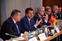İŞ GÖRÜŞMESİ - DEİK Ve Almanya Ticaret Ve Sanayi Odası Arasında Tarihi Anlaşma