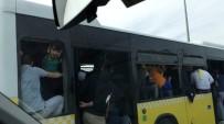 AKREDITASYON - Derbi Maçında Olay Çıkaran 28 Taraftara İşlem