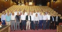 VERGİ DAİRESİ BAŞKANLIĞI - Döşemealtı Belediyesi Komisyonu'ndan 'Zam Yok' Kararı