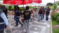 NARKOTİK KÖPEK - Edremit'te 'Narko-Sokak' Operasyonu