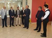 HATTAT - ERÜ'de 'Asl-I Kalem Hüsn-İ Hat' Sergisi Açıldı
