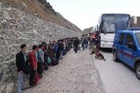Erzincan'da Yabancı Uyruklu 113 Kişi Yakalandı