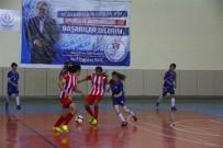 Futsal Gençler Yarı Final Müsabakaları Tamamlandı
