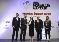 YAKIT TÜKETİMİ - Gaziantep Büyükşehir'e Ulaşım Ödülü