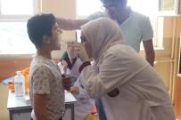 DİŞ FIRÇASI - 'Geleceğime Işık Tut' Projesiyle Doğu İle Batı Arasında Gönül Köprüsü