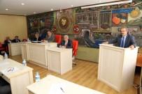 GÜMÜŞHANE ÜNIVERSITESI - Gümüşhane İl Genel Meclisi'nin Mayıs Ayı Toplantıları Sona Erdi