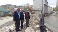 ÇÖP KONTEYNERİ - Hasköy'ün Çehresi Değişiyor