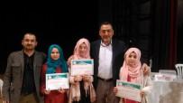 1 EYLÜL - Hisarcık Seydi Resul İmam Hatip Ortaokulu Bilgi Yarışmasında 4.Oldu