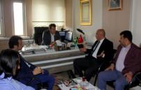 KIŞ OLİMPİYATLARI - Ilıcalı'dan İHA'ya Ziyaret