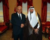 İSLAMOFOBİ - İslam İşbirliği Teşkilatı Genel Sekreterini Kabul Etti