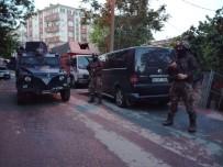 POLİS HELİKOPTERİ - İstanbul'da Şafak Vakti Uyuşturucu Operasyonu