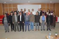KADIN DOĞUM UZMANI - Kanser Bilgilendirme Toplantılarının Üçüncüsü Yapıldı