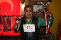 ALI ÖZKAN - Karacabey Longoz Maratonu Çekişmeli Geçti