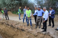 Karaman Belediyesinde Su Baskınlarına Karşı Alt Yapı Çalışmaları