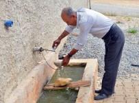 ALI KAYA - Karasekililerin 94 Yıllık Su Hasreti Sona Erdi