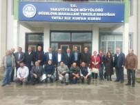 TENZILE ERDOĞAN - Kent Konseyi'nden Güzelova Köyüne Ziyaret
