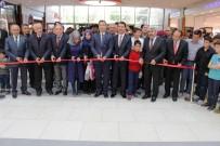 MUSTAFA TOPRAK - Malatya Parkı AVM 'De Gürün Fotoğraf Sergisi Açıldı