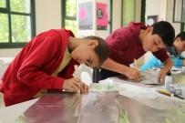 ALÜMİNYUM - Misili Çocuklar Nilüfer Sanat Çalıştayı'nda