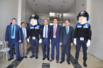 TRAFİK KURALI - Muş'ta 'Karayolu Güvenliği Ve Trafik Haftası' Etkinliği