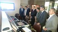 UFUK BAYRAKTAR - Müsteşar Yardımcısı Demirci, Fatsa Denizcilik Meslek Lisesini İnceledi