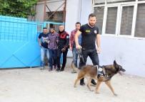 POLİS HELİKOPTERİ - Narko-Sokak Operasyonu Açıklaması 40 Eve Baskın