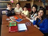 ALI TURAN - Öğretmen Adayları Matematiği Eğlenceli Hale Getirdi