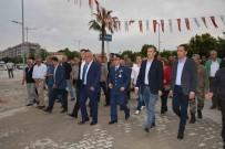 EĞİTİM DERNEĞİ - Ortaca Festivali Kortej Yürüyüşü Yapıldı