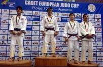ŞENYAYLA - Osmangazili Judocular Avrupa'yı Salladı
