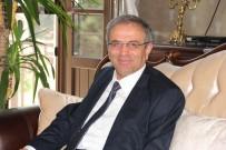 HATAY VALİSİ - ÖSYM Başkanı Demir, Hatay'da Üniversiteleri İnceliyor