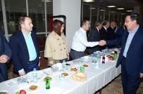 NİKAH SARAYI - Palandöken Belediyesi Yeni Meclis Salonu Mesaisine Başladı