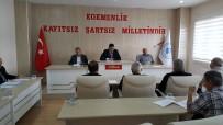 İLLER BANKASı - Pazaryeri Belediye Meclisi Toplantısı