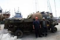 KARA KUVVETLERİ - Savaş Tankı Dalış Turizmi İçin Batırılacak
