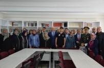 ŞEHİT UZMAN ÇAVUŞ - Şehit Uzman Çavuş Musa Saydam Adına Kütüphane Açıldı