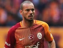WESLEY SNEIJDER - Sneijder ilk kez konuştu! G.Saray'ı yönetenler...