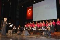 NOSTALJI - Tangolar Konserinde Nostalji Rüzgarı Esti