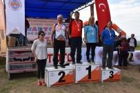 NUMAN HATIPOĞLU - Trabzon'da Oryantiringde Madalyalar Sahiplerini Buldu