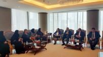KATAR EMIRI - Türk İş Kadınları, Katarlılarla İş Birliği Antlaşması Yaptı