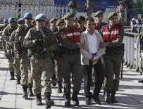 TÜRK CEZA KANUNU - TÜRKSAT baskını sanıklarına istenen cezalar belli oldu