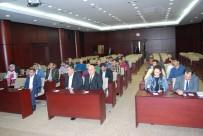 GAZIANTEP TICARET ODASı - Uluslararası Nakliyeciler TIR EPD Sistemi Hakkında Bilgilendirildi