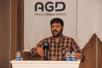 ASLAN DEĞİRMENCİ - UMED Başkanı Değirmenci Genç İletişimcilerle Buluştu
