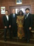 GANA CUMHURBAŞKANI - World Tourism Forum Afrika'da Turizmin Geleceğine Yön Verecek