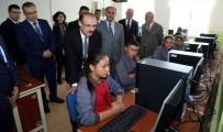 YÜKSEK ÖĞRETIM KURUMU - Yozgat'ta Köy Okullarına Bilişim Sınıfı Kuruluyor