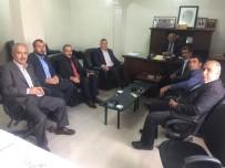 AHMET ÖZEN - Ziraat Odaları İl Koordinasyon Kurulu Toplandı
