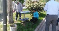 GÖKHAN KARAÇOBAN - Alaşehir Belediyesi Sokak Hayvanlarını Unutmadı